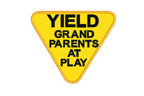Yield Grandparents at Play Machine Embroidery Design at www.21reasons.etsy.com